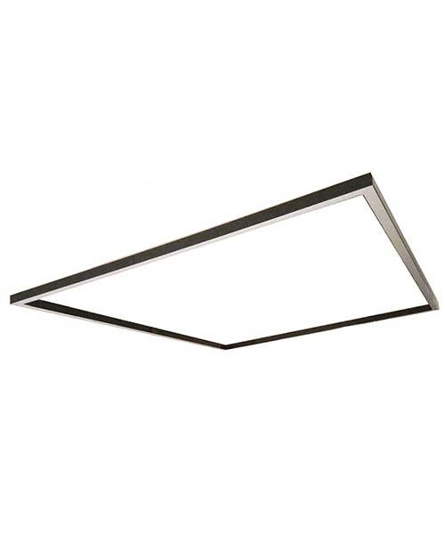 Светильник подвесной светодиодный SG-130-2450х2000 Design Black 130W