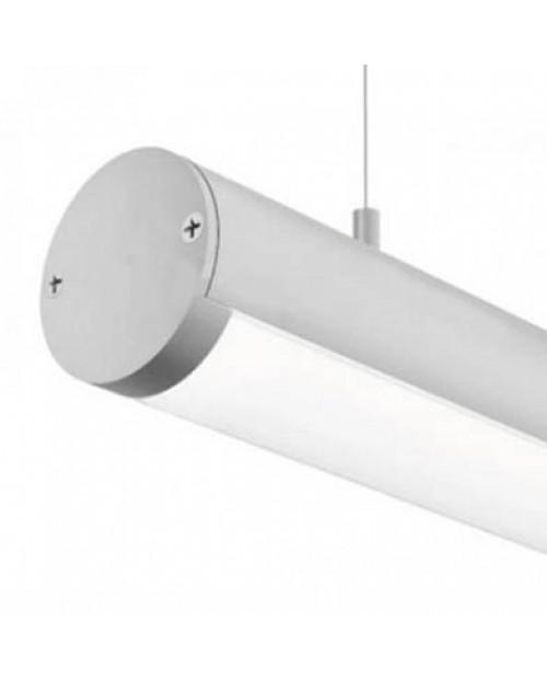 Светильник подвесной светодиодный SG-40-1250х60х60 Design 40W 6000К