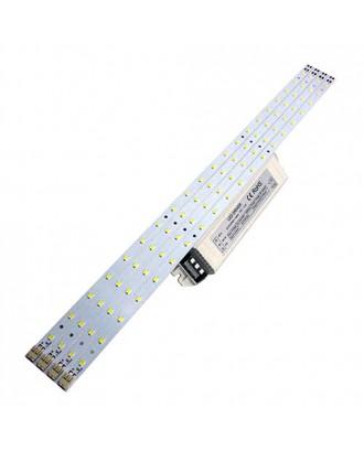 Комплект светодиодных линеек SMD2835 с источником тока 40W