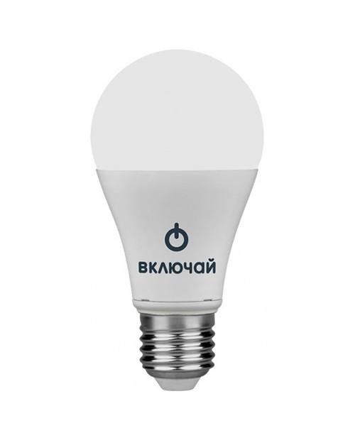 Лампа светодиодная A70 E27 25W 70x140 4000К белая