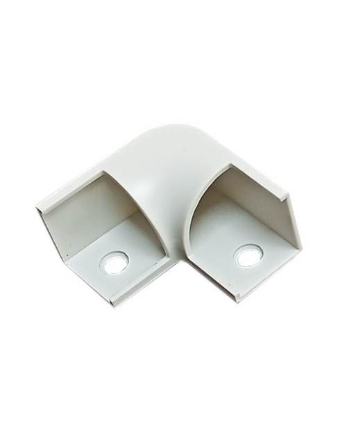 Соединитель угловой для углового профиля NUGL1616 ROUND