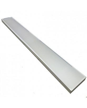 Светильник светодиодный накладной СГ-236-П-60 60W 1500х180х40 4500/5500К