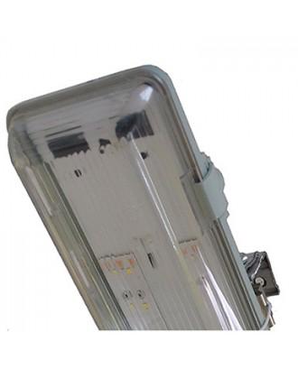 Светильник светодиодный пылевлагозащищенный СГ-236-40 Айсберг 40W IP65 4500/5500K