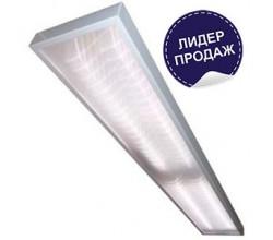 Светильник светодиодный накладной СГ-236-П-40 40W 1200x180x40 4000/5000К