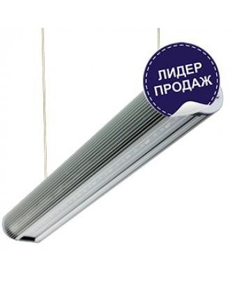 Светильник светодиодный промышленный СГ-060-ДСО 520х77х49 60W IP65