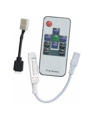 Контроллер RGB 12V 72W (24V 144W) 6A c RF-пультом Ecola