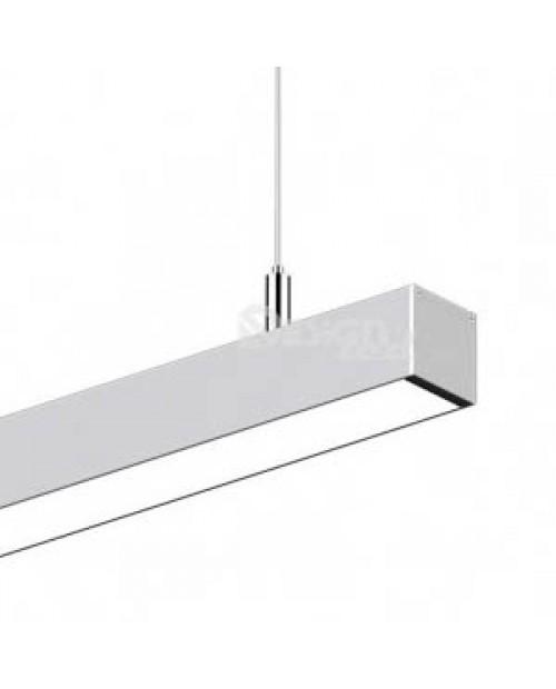 Светильник подвесной светодиодный линейный SG-40-1250х35x35 Design 40W 6000К