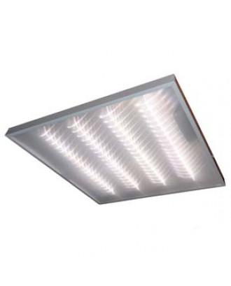 Светильник светодиодный встраиваемый/накладной СГ-418-УП-38 38W 595x595x40 4000/5500К